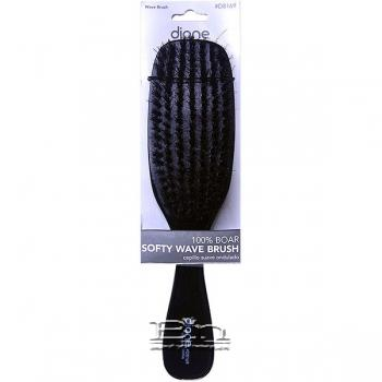 Diane #D8169 100% Boar Softy Wave Brush