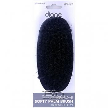 Diane #D8167 100% Boar Softy Palm Brush