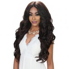 Zury Sis Glam Synthetic Hair Pre Tweezed Part Wig - GLAM H BOSS