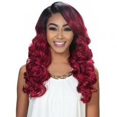 Zury Sis Glam Synthetic Hair Pre Tweezed Part Wig - GLAM H WENDY