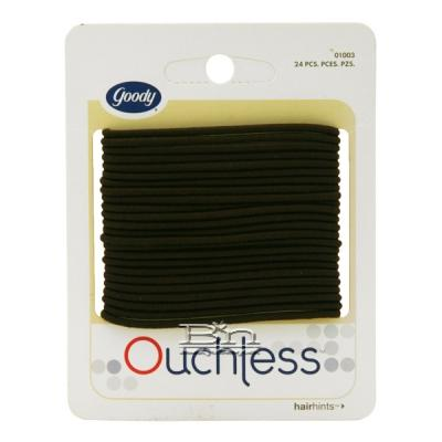 Goody #01003 Ouchless Braided Elastics 29 PCS