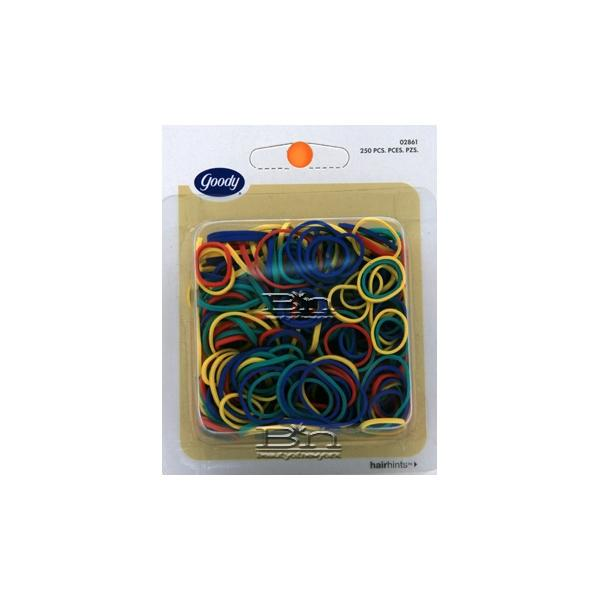 Goody #02861 Coloured Hair Bands