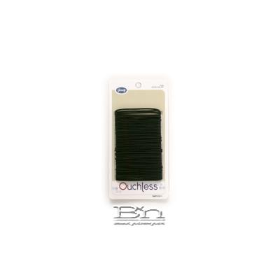 Goody #43776 2mm Large Thin Black 51pcs