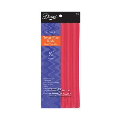 Diane #T5 Twist-Flex Rods 6-Pack
