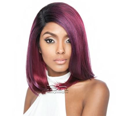 Isis Brown Sugar Human Hair Blend Signature Part Lace Front Wig - BSS207 COSMO