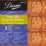 Diane #4720 Snap-On Magnetic Rollers
