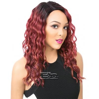It's A Lace Front Wig - Synthetic Iron Friendly Lace Front Wig - LACE ANDREA (futura)
