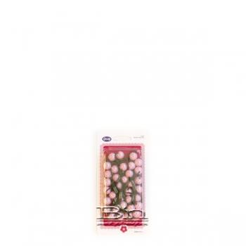 Goody #26395 Twinbead 16pcs (Assorted Colors)