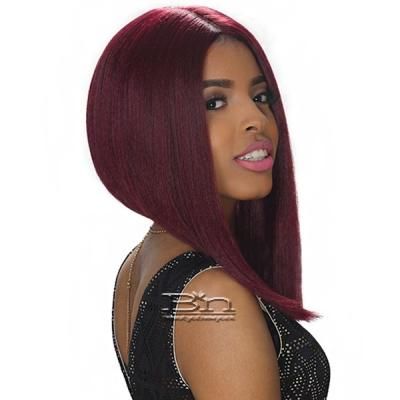 Zury Sis Synthetic Hair Pre Tweezed Part Wig - A LINE H CASSY