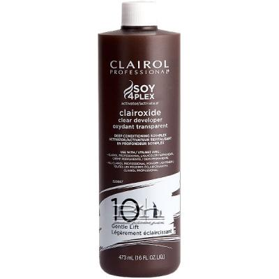 Clairol Soy4Plex Clairoxide Clear developer 10 Gentle Lift 16oz