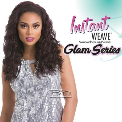 Sensationnel Synthetic Half Wig Instant Weave Glam Series - BARBARA (futura)