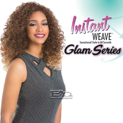 Sensationnel Synthetic Half Wig Instant Weave Glam Series - DEANNA (futura)