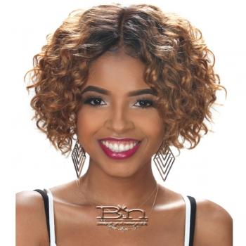 Zury Sis Naturali Star 100% Human Hair Pre Tweezed Part Wig - HR-NAT 3A ROXY