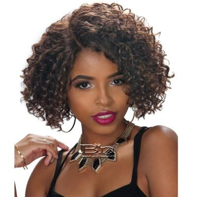 Zury Sis Naturali Star 100% Human Hair Pre Tweezed Part Wig - HR-NAT 3B JETTA