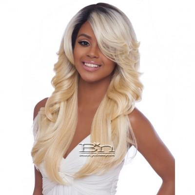 Harlem 125 Synthetic Hair Swiss Lace Wig - FLS03 (4X4 Full Lace with Silk Base)
