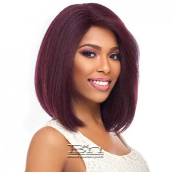 Harlem 125 Synthetic Hair Swiss Lace Wig - FLS08 (4X4 Full Lace with Silk Base)