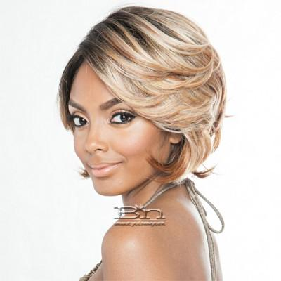 Isis Brown Sugar Human Hair Blend Full Wig - BS125
