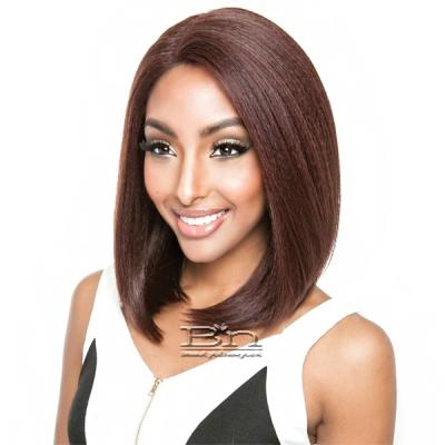 Isis Brown Sugar Human Hair Blend Soft Swiss Lace Wig - BS226