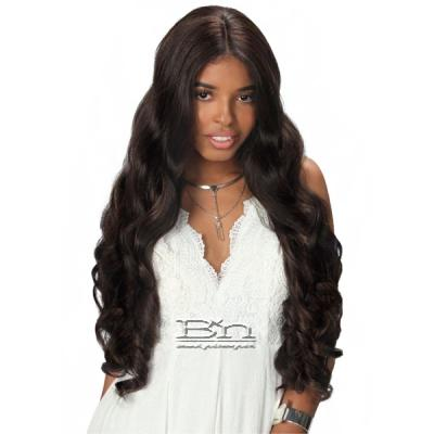 Zury Sis Prime Human Hair Blend Pre Tweezed Part Lace Front Wig - PM LACE LYNN