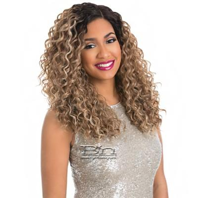 Sensationnel Stocking Cap Quality Custom Lace Wig - BLISS CURL