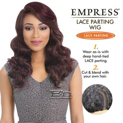 Sensationnel Synthetic Hair Empress Lace Parting Wig - LACEY (futura)