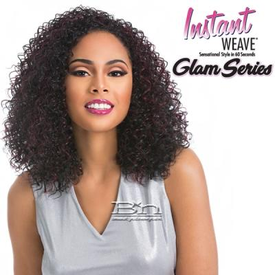 Sensationnel Synthetic Half Wig Instant Weave Glam Series - EVA (futura)