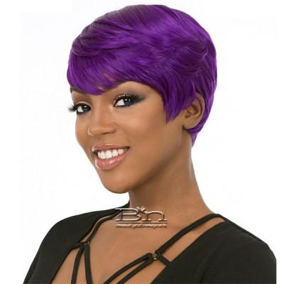 It's a wig Synthetic Wig - CYBER (futura)