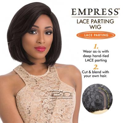 Sensationnel Synthetic Hair Empress Lace Parting Wig - GINGER (futura)