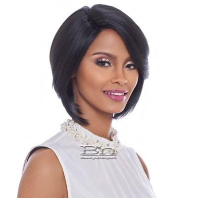 Harlem 125 Synthetic Hair Swiss Lace Reverse Deep Part Wig - LSD73