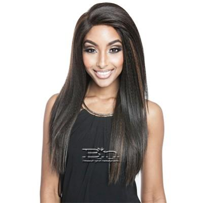 Isis Brown Sugar Human Hair StyleMix Frontal Lace Front Wig - BSF05