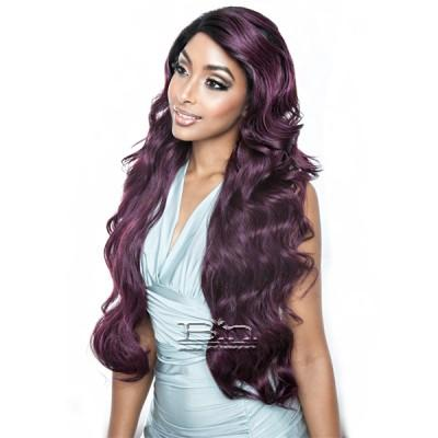 Isis Brown Sugar Human Hair Blend Glueless Lace Front Wig - BSG205 OLIVERA (Ear-to-Ear Elastic Band Wig)