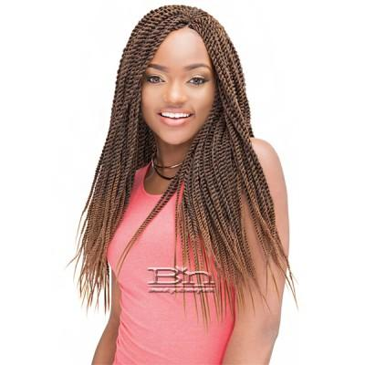 Janet Collection Synthetic Braid - PRE-PREPPED PERM YAKY EZ BRAID 40