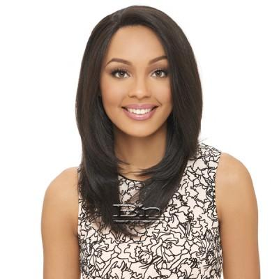 Harlem 125 100% Brazilian Natural Remy Lace Front Wig - BL001