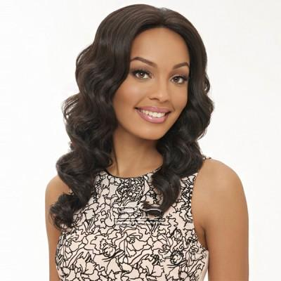 Harlem 125 100% Brazilian Natural Remy Lace Front Wig - BL003