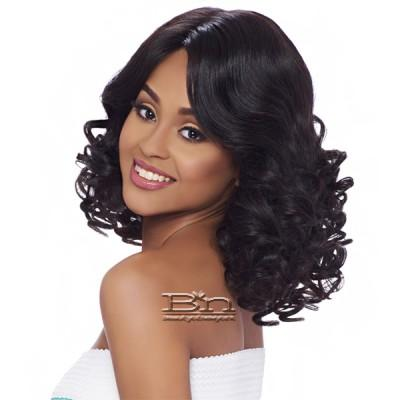 Harlem 125 100% Brazilian Natural Remy Lace Front Wig - BL004