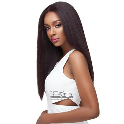 Outre Synthetic Swiss X Lace Front Wig - VIXEN BLOW OUT STRAIGHT (4 Way Part Cap Construction)