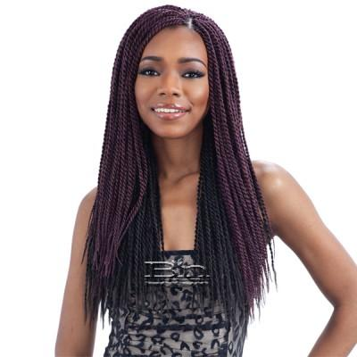 Freetress Synthetic Braid - SENEGALESE TWIST SMALL
