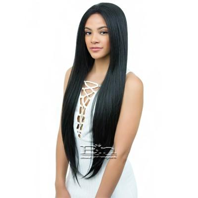 Bohemian Brazilian Secret Human Hair Blend Soft Swiss Lace Wig - HBW TIFFANY GIRL