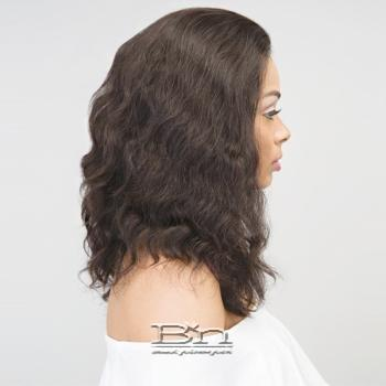 Janet Collection 100% Natural  Virgin Remy Human Hair 360 Circular Frontal Lace Wig - 360 LACE NATURAL WIG 18