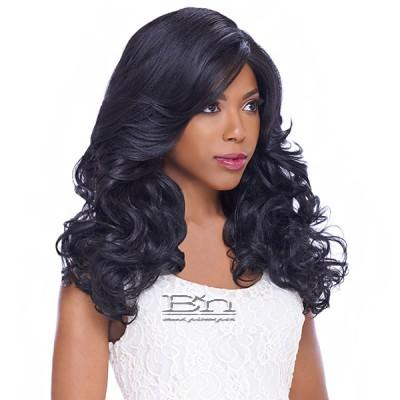 Harlem 125 Synthetic Hair Swiss Lace Wig - FLS07 (4X4 Full Lace with Silk Base)