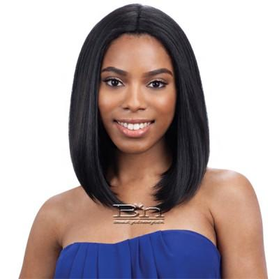 Model Model Synthetic Freedom Part Wig - FREE PART NUMBER 102