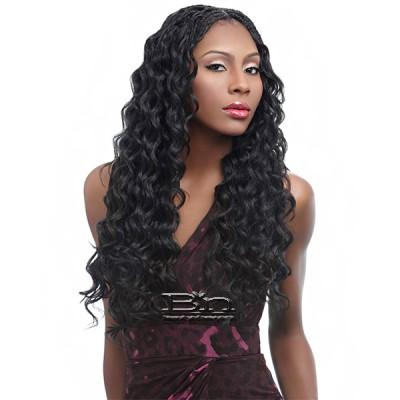 Harlem 125 Kima Synthetic Hair Braid - KOW20 OCEAN WAVE 20