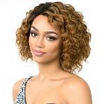 It's a Cap Weave 100% Human Hair Wig - DANICA