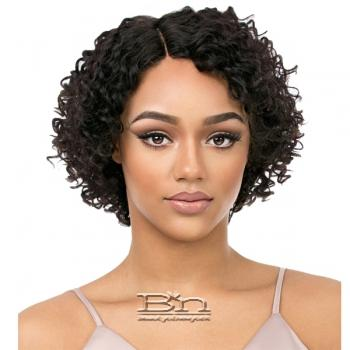 It's a Cap Weave 100% Human Hair Wig - SECRET