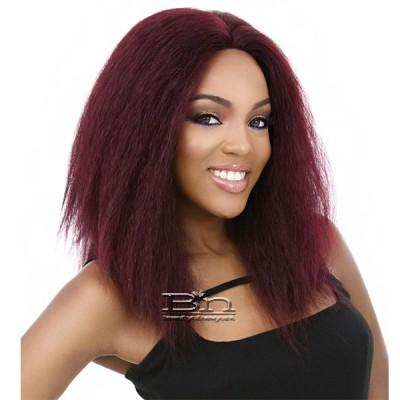 It's A Wig 100% Remy Human Hair Full Lace Wig - MOCHA