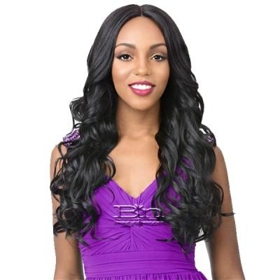 It's a Wig Human Hair Blend Quality Lace Wig - LACE BUNDLE LOOSE BODY