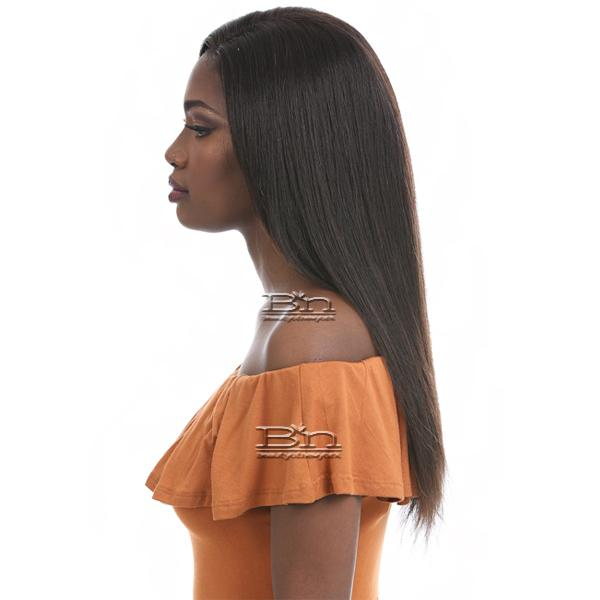 Sensationnel 100% Brazilian Virgin Remi Bare & Natural Full Hand Tied Swiss Lace Wig - STRAIGHT 22