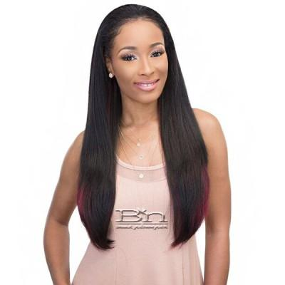 Janet Collection Synthetic Hair Half Wig - NEW EASY QUICK ALIMA