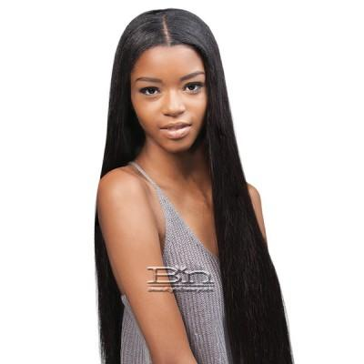 Outre Simply Perfect 7 100% Non-processed Brazilian Virgin Remy Human Hair Weave - NATURAL STRAIGHT 7PCS (10/10/12/12/14/14 + Closure)