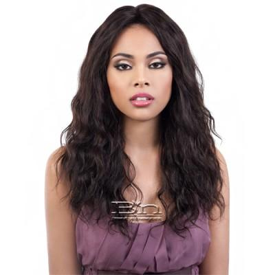 Motown Tress 100% Persian Virgin Remi Human Hair Silk Lace Wig - HPSLK DOVE (4x4 free style part)